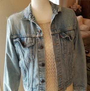 Very rare vintage Levi's jean jacket